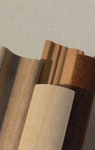 Corner mouldings and Glazing beads